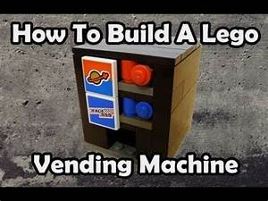 Lego tutorial: How to make a simple lego pizza machine ...
