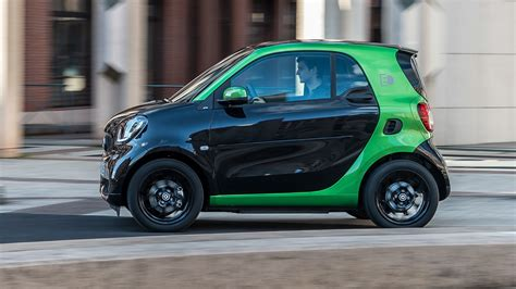 Smart Fortwo Electric Drive (2017) Review  Car Magazine