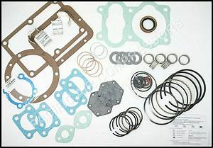 Quincy 325 Tune Up Kit  U2013 Gaskets Rings Valves Seal Filter