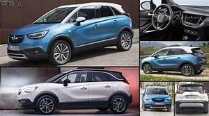 Opel Crossland 2018 : opel crossland x 2018 pictures information specs ~ Medecine-chirurgie-esthetiques.com Avis de Voitures