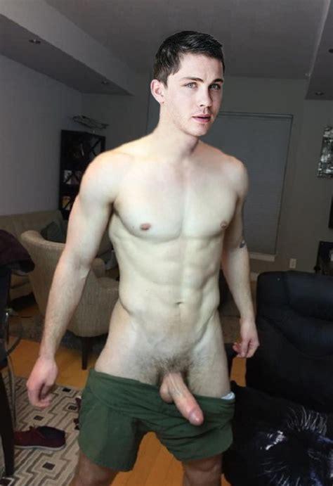 logan lerman nackt