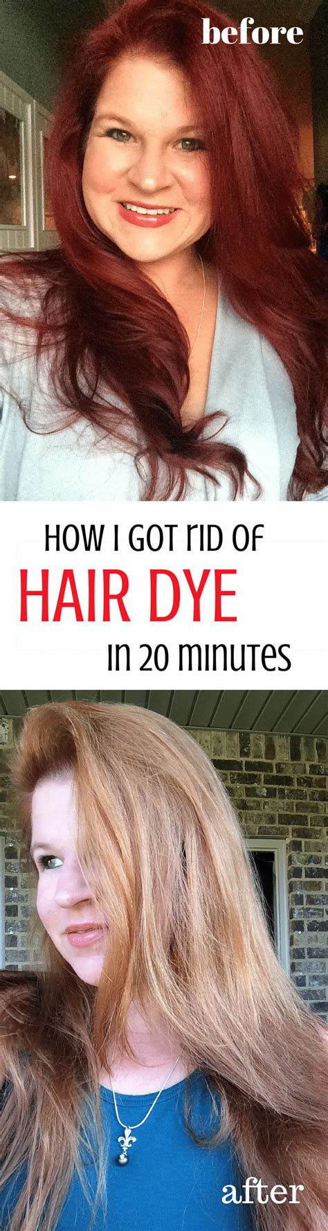 hair color remover does hair color remover work