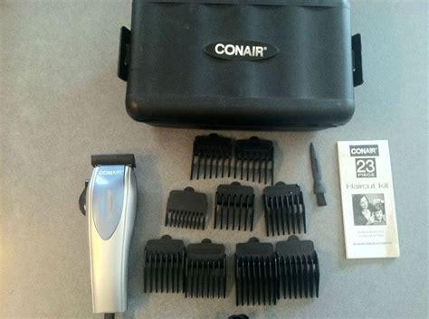conair hair clippers hcd electric hair cutter trimmer
