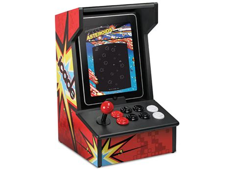 Breathtaking Ipad Arcade Cabinet Launches At Ces Icade