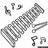 Coloring Instruments Musical Xylophone Kolorowanki Instrumenty Muzyczne Musicales Instrumentos Dla Instrumente Darmowe Dzieci Colorear Musikinstrumente Line Others Library Kindergarten Them sketch template