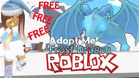 Oceanmetime find valid roblox codes for your favorite roblox games! Brand New Frost Dragon In Adopt Me Spending All My Robux On New Update Adopt Me Frost Dragon