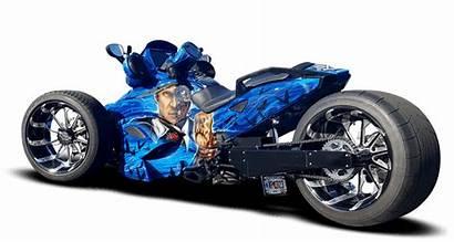 Custom Bagger Am Motorcycle Victory Hoss Boss