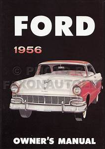 1956 Ford Car And Thunderbird Cd