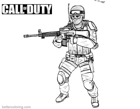 black and white coloring pages call of duty coloring pages black and white free