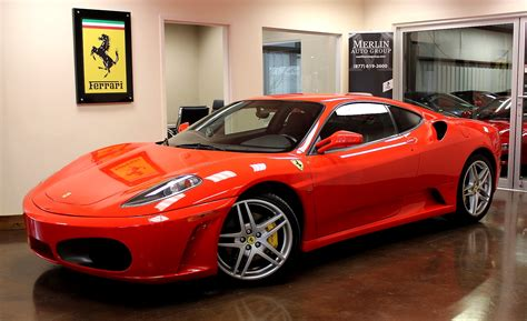 In 1997, the spider was offered with the f1 transmission available as an option. What Changed from the 360 to the F430?   Merlin Auto Group