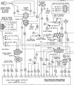 I Need A Wiring Diagram For A 1989 Dodge Dakota 6 Cy  2x4