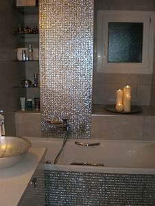 Badezimmer Fliesen Mosaik : badezimmer mit mosaik gestalten 48 ideen ~ Sanjose-hotels-ca.com Haus und Dekorationen