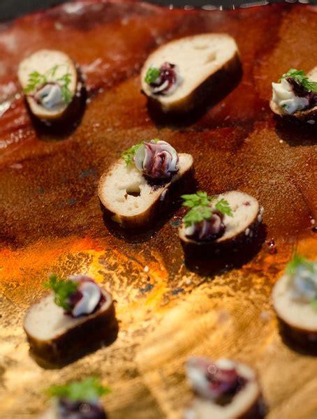 canapé cotta slideshow sophisticates enjoy top restaurant