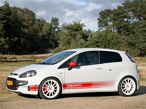 Abarth Punto Esseesse Review Images