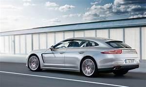 Porsche Panamera Break : porsche panamera shooting brake infos et commercialisation ~ Gottalentnigeria.com Avis de Voitures
