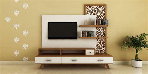 modern ethnic tv unit  jaali design  intart