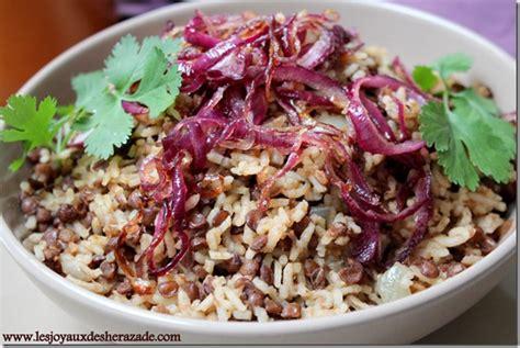 cuisine egyptienne recette recette au riz les joyaux de sherazade