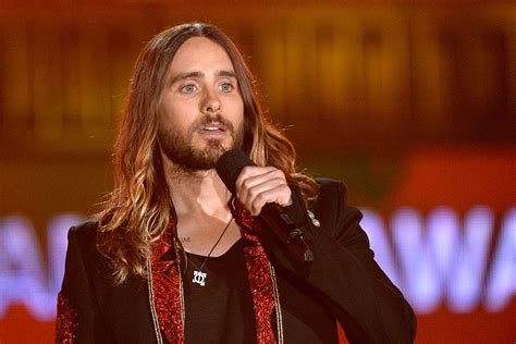 jared leto shares  photo  spider man spinoff