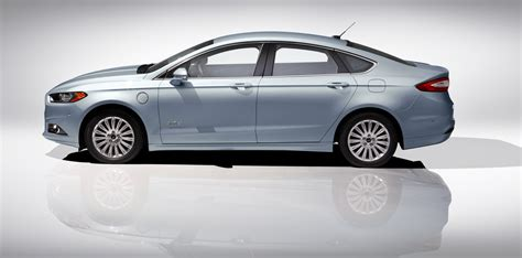 ford fusion energi pricing higher  chevy volt