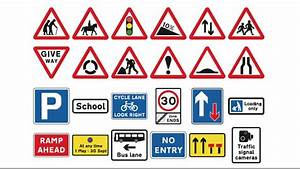 Uk Road Signs Theory Practice