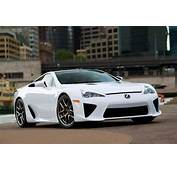 Super Car  Lexus LFA Vs Nissan GT R R35