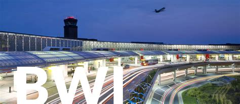 bwi airport information baltimore bwi airport parking guide long term rates info