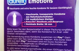 Nominale Breite Kondom Berechnen : kondome mehr sicherheit durch richtige gr e mynfp ~ Themetempest.com Abrechnung