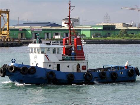 Tugboat Rental by Anray Tug Boat For Hire In Cebu Boat Classifieds Philippines