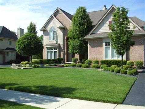 landscape in front of house landscape awesome landscape design gorgeous exterior ide jobbind com