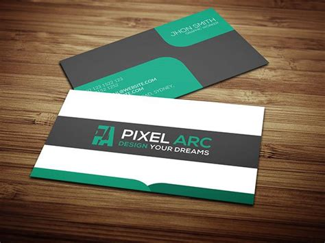 professional visiting card design psd theveliger
