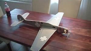 Rc Flugzeug Motor Berechnen : rc me 109 info motor und schwerpunkt youtube ~ Themetempest.com Abrechnung