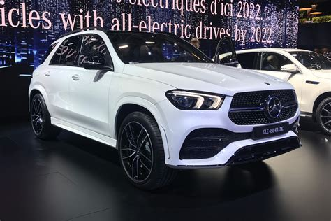 Along with a potent engine, you'll get ventilated front seats and laminated. New 2019 Mercedes GLE SUV: prices and specification   Auto Express