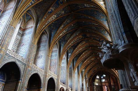 indrukwekkend unesco albi en de sainte cécile kathedraal