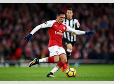 Alexis Sanchez to leave Arsenal in the summer for massive
