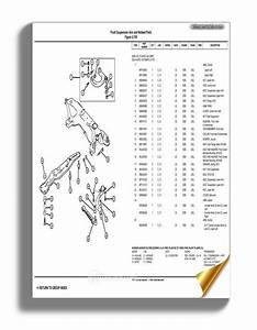 Dodge Chrysler Cirrus Sebering 2000 Fj Parts Catalog