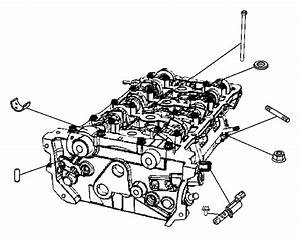 Jeep Patriot Engine Cylinder Head  Bearings  Crankshaft