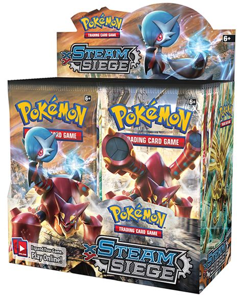 siege d box xy11 steam siege booster box sealed products