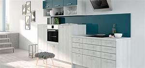Küchenmöbel Für Kleine Küchen : k chenbl cke moderne k chenzeile f r kleine k chen m bel kraft ~ Bigdaddyawards.com Haus und Dekorationen