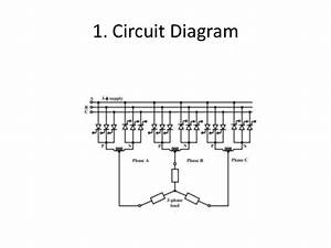 Three Phase To Three Phase Cycloconverter