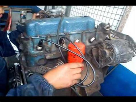 Datsun Motors by Desmontaje De Un Motor Nissan Datsun