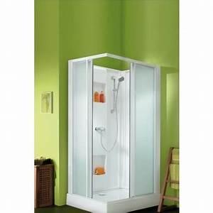 Installation Cabine De Douche : cabine de douche int grale d 39 angle leda izibox robinet and co cabine de douche ~ Melissatoandfro.com Idées de Décoration