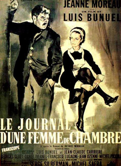 femme de chambre fiche rome le journal d 39 une femme de chambre 1964 de luis buñuel