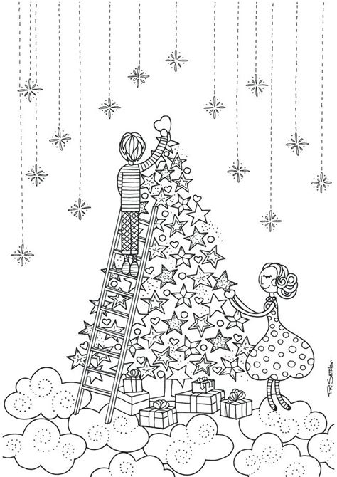 christmas coloring pages  adults   getcoloringscom  printable colorings pages
