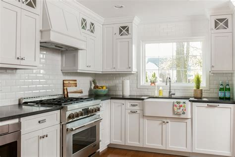 classic white kitchen shrewsbury  jersey