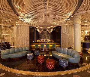 swanky hotel interior design the cosmopolitan of las With interior decorators las vegas