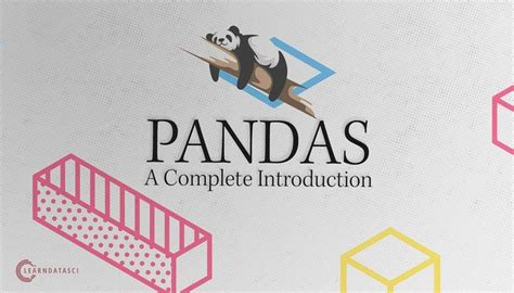 python pandas tutorial introduction complete science data beginners coding programming