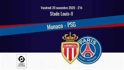 Match : Monaco/PSG, diffusion, commentateurs et ...