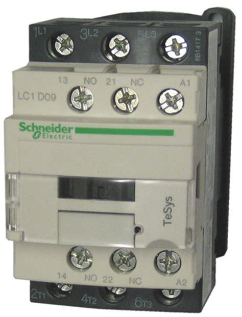 lc1d09 schneider electric telemecanique 9 contactor