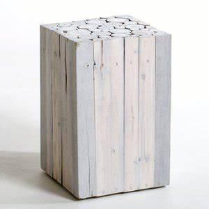 Bout De Canapé En Bois : bout de canap en bois blanchi acheter ce produit au ~ Teatrodelosmanantiales.com Idées de Décoration
