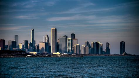 chicago skyline wallpaper   images